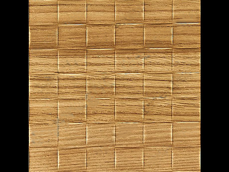 Motion || -1-Inch-Weave - Natural-Red-Oak